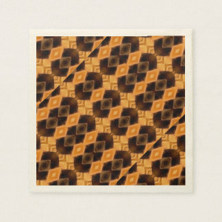 Diamondback Weave Paper Napkin