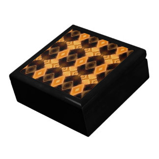 Diamondback Weave Trinket Boxes