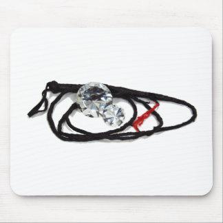 DiamondRough0331091 Mouse Pad