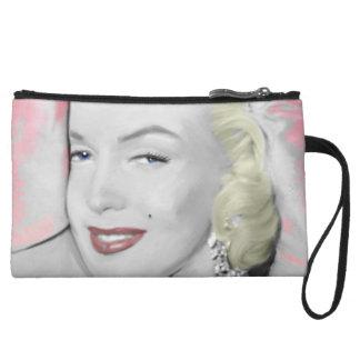 Diamonds 2 wristlet purse