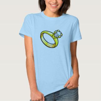 Diamonds. A Girl's Best Friend! T-shirts