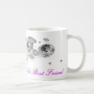 Diamonds Are A Girl s Best Friend Mug