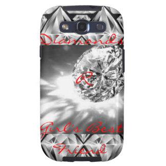 Diamonds Galaxy S3 Case