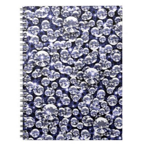 Diamonds Forever Note Book