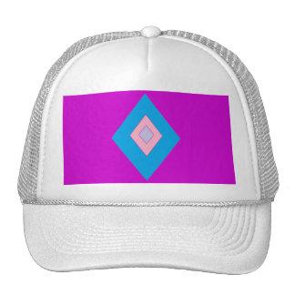 Diamonds Mesh Hats
