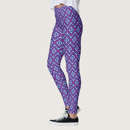 Diamonds Ikat Leggings