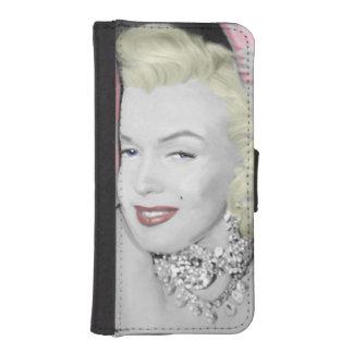 Diamonds iPhone SE/5/5s Wallet Case