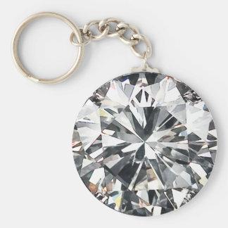 Diamonds Key Ring