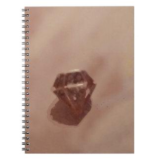 Diamonds Spiral Note Books