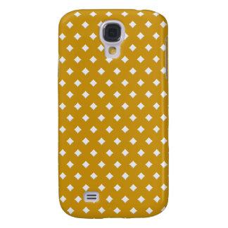 Diamonds on ANY color custom HTC case Galaxy S4 Case
