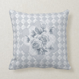 Diamonds Roses Butterfly American Mojo Pillow Throw Cushions