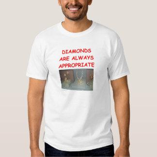 diamonds shirt
