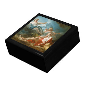 Diana and Endymion By Jean-Honoré Fragonard Gift Box