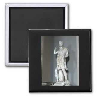 Diana (Artemis) Statue in the Vatican in Rome Magnet