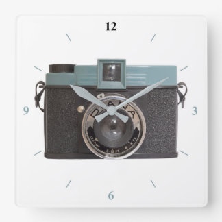 Diana Camera Clock