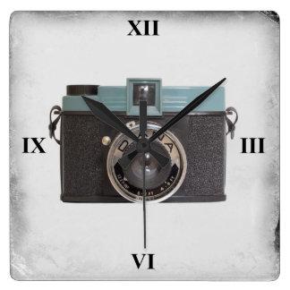 Diana Camera Wall Clocks