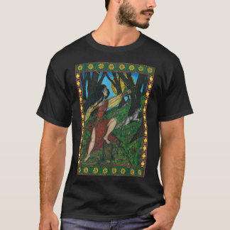 Diana Goddess of the Hunt T-Shirt