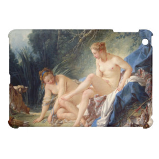 Diana leaving her Bath by Francois Boucher iPad Mini Cover