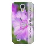 Dianthus Plumarius Flower Samsung Galaxy S4 Cover