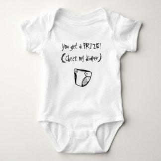 Diaper Baby Baby Bodysuit