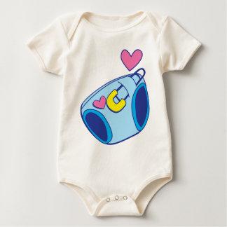 Diaper baby baby bodysuits