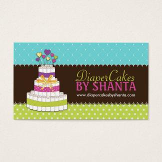 Diaper Cake Business Cards