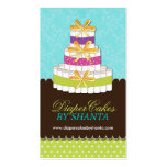 Diaper Cakes Business Cards