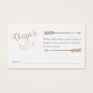 Diaper Raffle Ticket