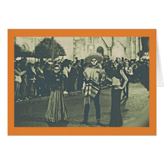 Dias De Los Muertos,  Day of the Dead, Note Card