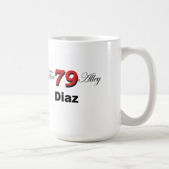 Diaz2 Coffee Mug