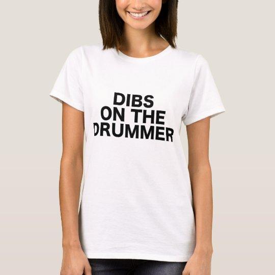 Dibs On The Drummer Drums Concert Gig Show