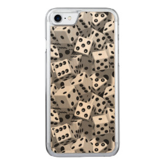 Dice Carved iPhone 8/7 Case