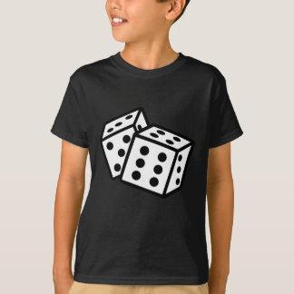 dice casino gambling T-Shirt