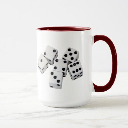 Dice Games Mug