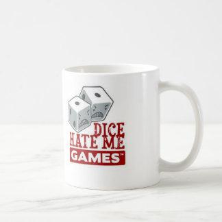 Dice Hate Me Games Mug