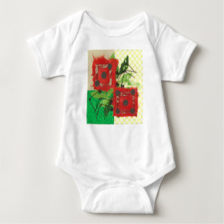 Dice Ladybug Babygro Baby Bodysuit
