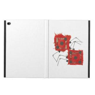 Dice Ladybug I-Pad 2 Case