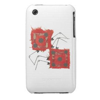 Dice Ladybug I-Phone 3G/3GS Case iPhone 3 Case-Mate Case