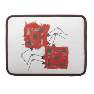 Dice Ladybug Macbook Pro Sleeve