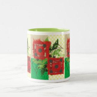 Dice Ladybug Mug