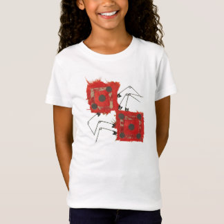 Dice Ladybug No Background Girl's T-Shirt