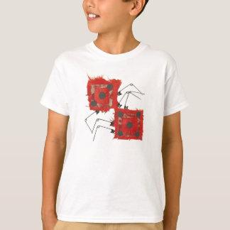 Dice Ladybug No Background Kid's T-Shirt
