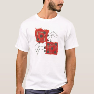 Dice Ladybug No Background Men's T-Shirt