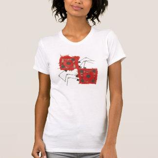 Dice Ladybug No Background Women's T-Shirt
