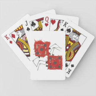 Dice Ladybug Playing Cards