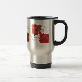 Dice Ladybug Travel Flask Travel Mug