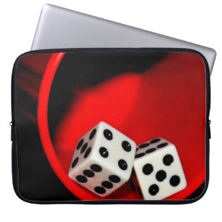 Dice Laptop Cover for 15 inc Computer Sleeve