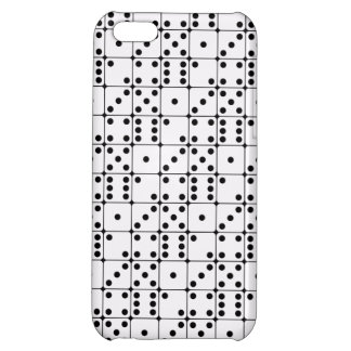DICE PATTERN COVER FOR iPhone 5C
