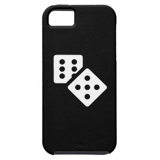 Dice Pictogram iPhone 5 Case