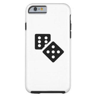 Dice Pictogram iPhone 6 Case